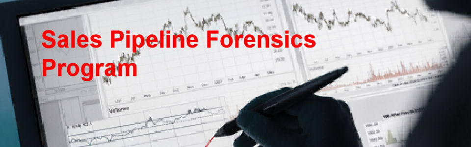 DWS Associates Sales Pipeline Forensics Program
