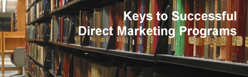 DWS Associates - Keys to Successful Direct Marketing Programs