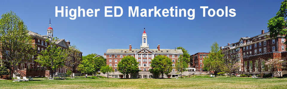 DWS Associates Higher Education Marketing Tools