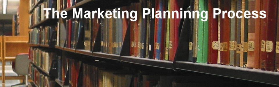 DWS Associates - The Marketing Planning Process