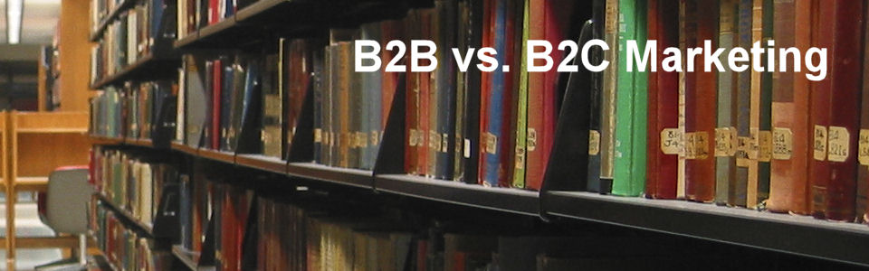 DWS Associates - B2B vs B2C marketing