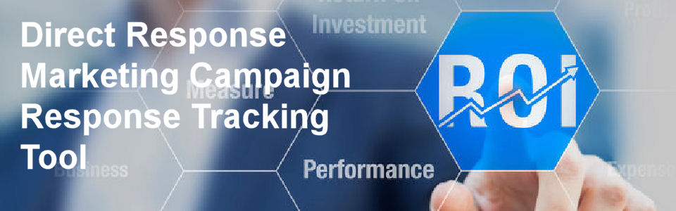 DWS Associates Direct Mail Campaign Response Tracking & Analysis Tool