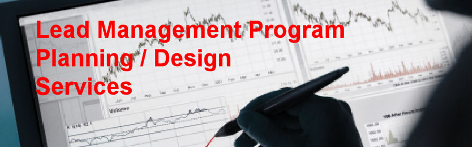 Lead Management Program Planning / Design Services
