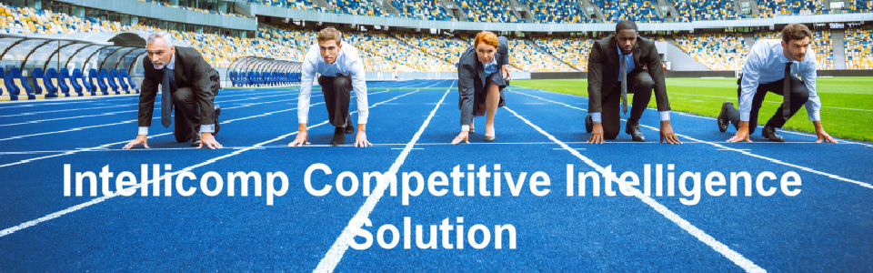 DWS Associates Intellicomp Competitive Analysis Software